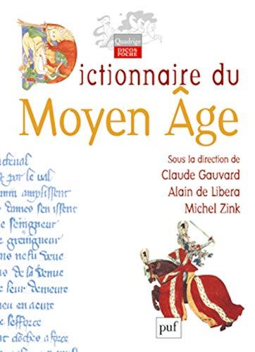 9782130543398: Dictionnaire du Moyen Age (French Edition)