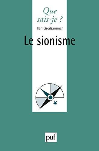 Sionisme (Le) [nouvelle édition]: Greilsammer, Ilan