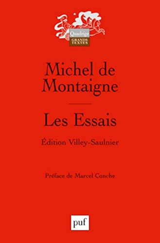 9782130543978: Essais, Les