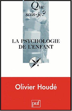9782130545347: La psychologie de l'enfant
