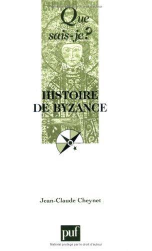 9782130545859: Histoire de Byzance