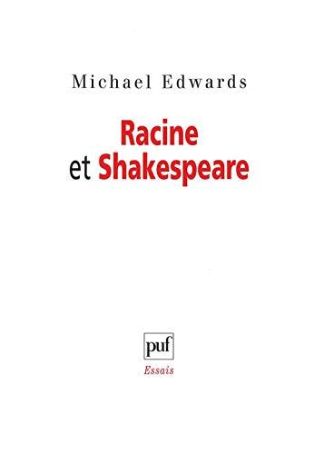 Racine et Shakespeare: Edwards, Michael