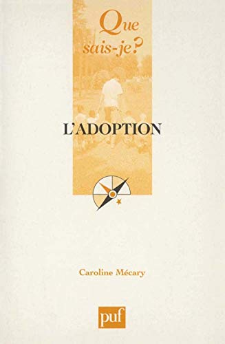 L'adoption: Caroline Mécary