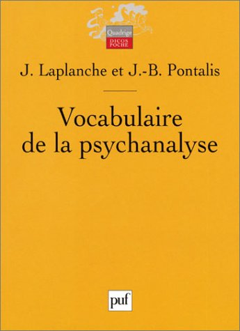 9782130546948: Vocabulaire de la psychanalyse