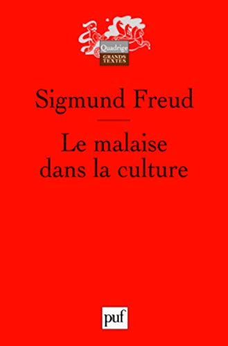 9782130547013: Le malaise dans la culture