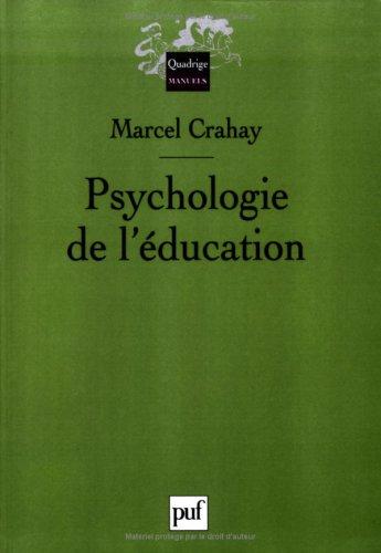 9782130547136: Psychologie de l'éducation