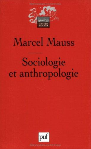 9782130547181: Sociologie et anthropologie