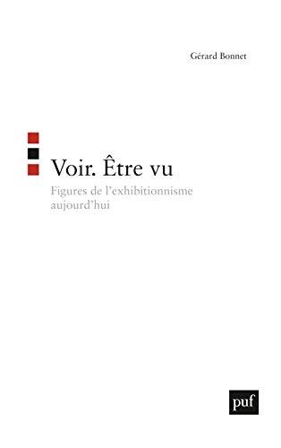 9782130547594: Voir - Etre vu (French Edition)