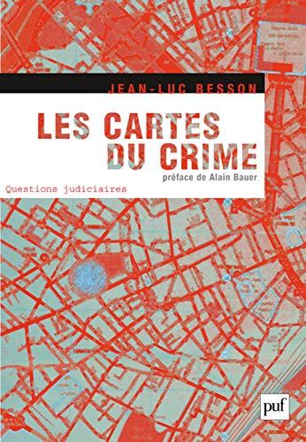 9782130547983: les cartes du crime
