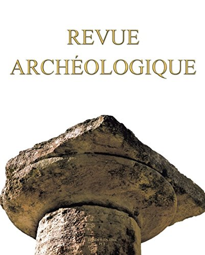 Revue Archéologique 2004 N 2 (French Edition): Collectif
