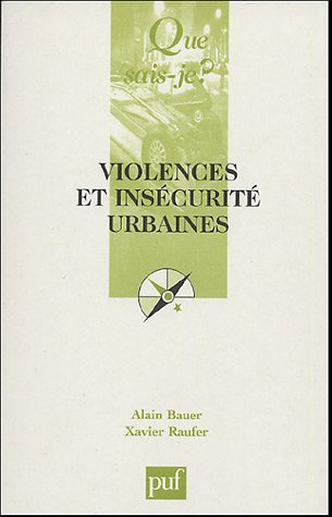 9782130548829: Violences et ins�curit�s urbaines