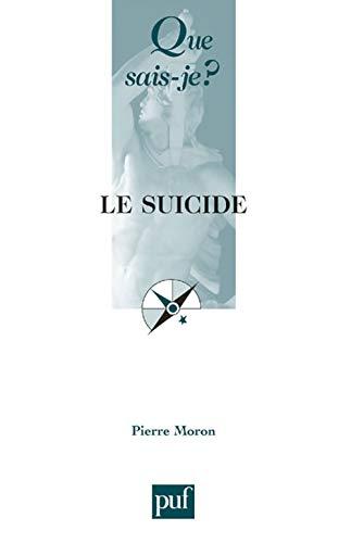 9782130549468: le suicide