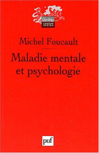 9782130551393: Maladie mentale et psychologie