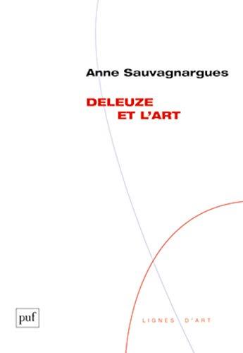 9782130552895: Deleuze et l'art (French Edition)