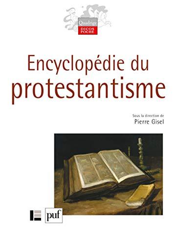 encyclopedie du protestantisme: Pierre Gisel