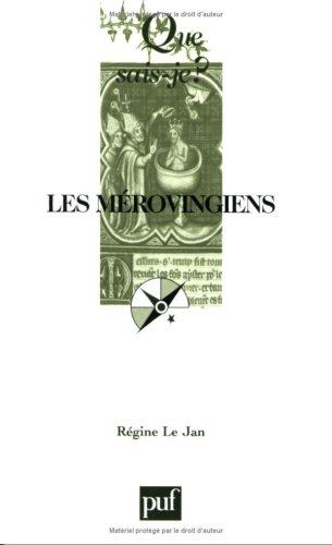 9782130554813: Les Mérovingiens