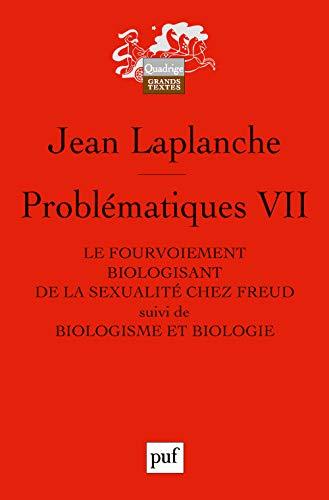 Problématiques VII: Laplanche, Jean