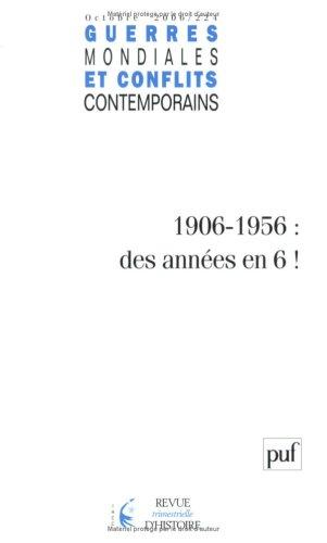 Guerres mondiales et conflits contemporains, N° 224,: Claude Carlier