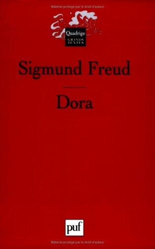 9782130557845: Dora : Fragment d'une analyse d'hyst�rie