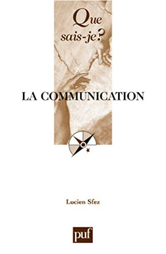 9782130558101: La communication
