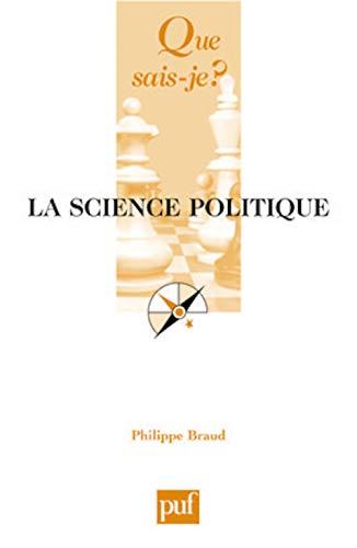 9782130560029: La science politique
