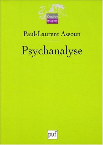 9782130560128: Psychanalyse