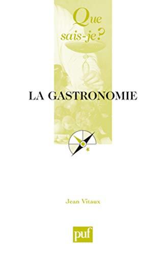 Gastronomie (La): Vitaux, Jean