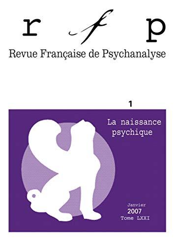 la naissance psychique: André Barbier, Claude Le Guen, Isabelle Kamieniak