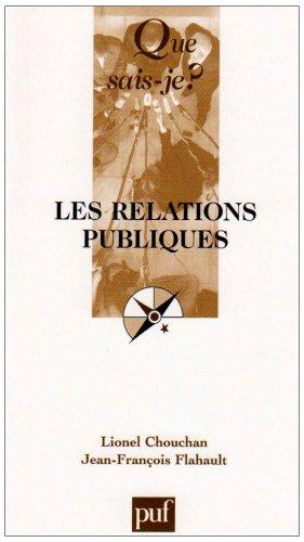 9782130562290: Les relations publiques