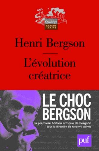 l'évolution créatrice (11e édition)