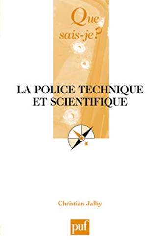 9782130565796: La police technique et scientifique