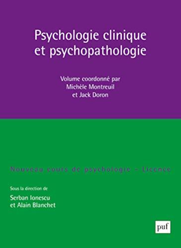 9782130565864: Psychologie clinique et psychopathologie