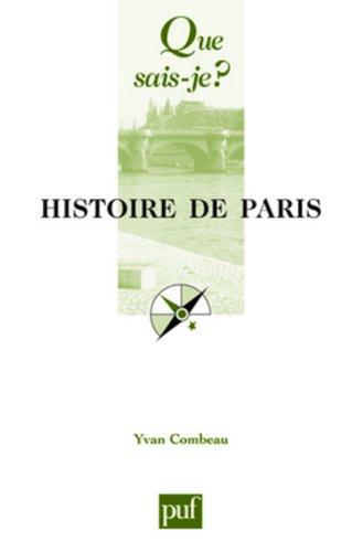 9782130566670: Histoire de Paris