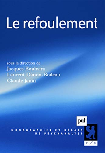 Refoulement (Le): Bouhsira, Jacques