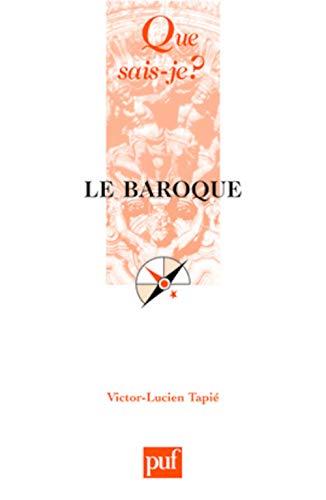 9782130567554: Le baroque