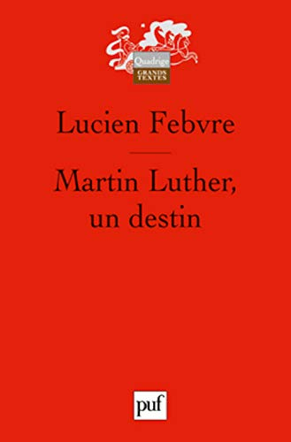 9782130568001: Martin Luther, un destin