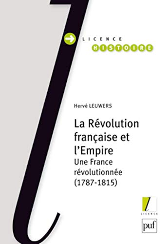 9782130568520: La R�volution fran�aise et l'Empire