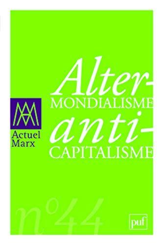 Actuel Marx 2008 N° 44 (French Edition): Collectif