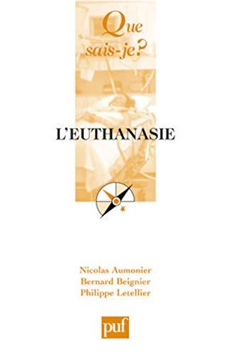 9782130570660: L'euthanasie