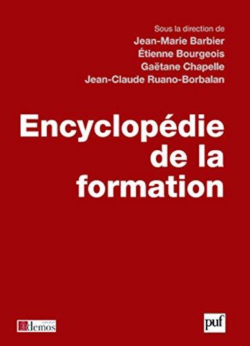 Encyclopédie de la formation: Barbier, Jean-Marie