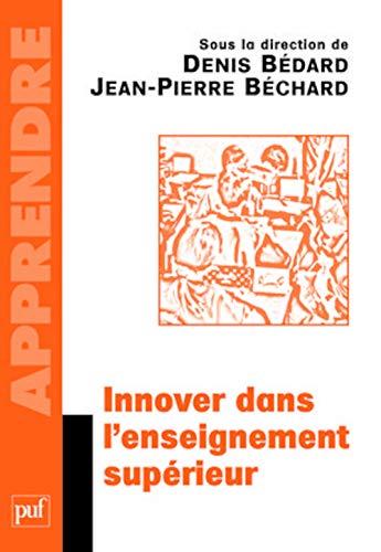 innover dans l'enseignement supérieur: Denis Bédard