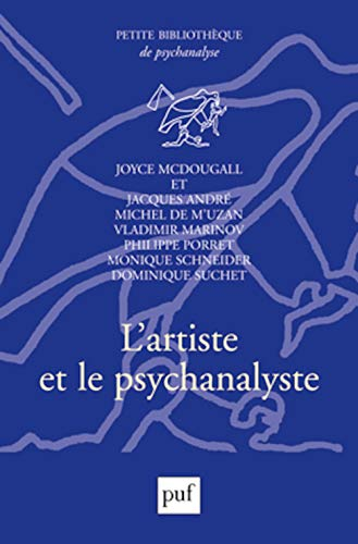 Artiste et le psychanalyste (L'): McDougall, Joyce