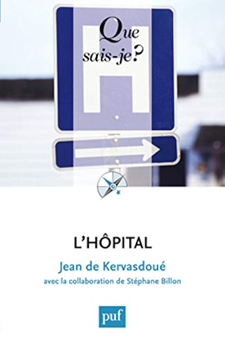 9782130571858: L'hôpital