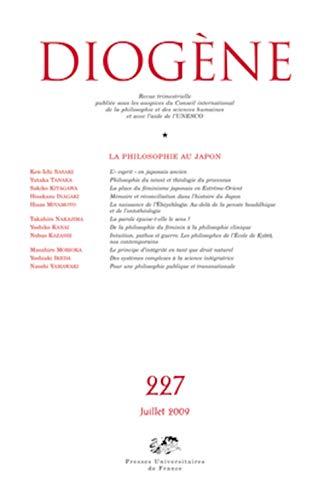 Diogène 2009 - N° 227: Collectif