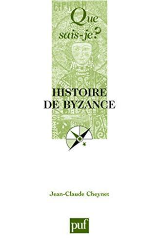 9782130572282: Histoire de Byzance