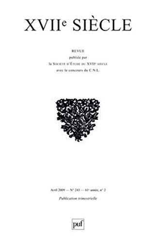 Xviie Siecle 2009 N 243 les Alliances Dynastiques Dans l'Italie et l'Empire (French ...