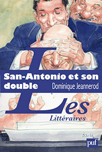9782130573708: San Antonio et son double