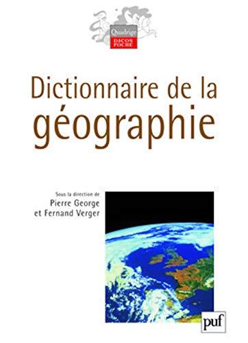 9782130573869: Dictionnaire de la géographie (French Edition)