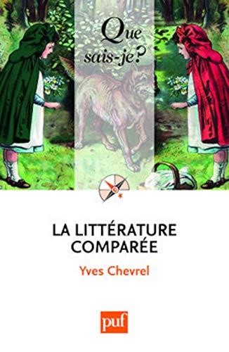 9782130574996: La littérature comparée (French Edition)