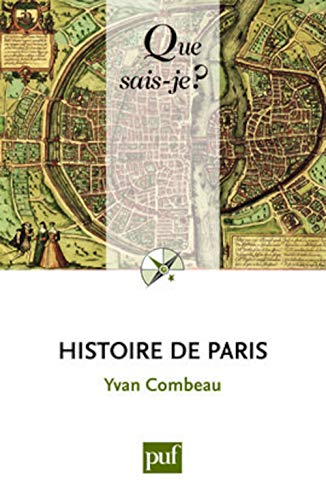 9782130575467: Histoire De Paris